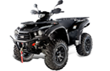Blade 550 4x4 EFI FL, black,orange,white