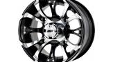 Douglas Wheel NITRO siver