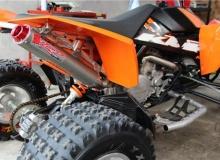 KTM 450XC (08-10) 525XC (08-13) EVO R ATV Full System